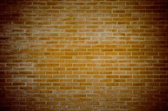 Τούβλινο υπόβαθρο σύστασης τοίχων grunge Στοκ φωτογραφία με δικαίωμα ελεύθερης χρήσης