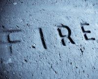 τούβλο αλεξίπυρο Στοκ εικόνα με δικαίωμα ελεύθερης χρήσης