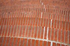 τούβλο που κάμπτει κάτω α&pi Στοκ φωτογραφία με δικαίωμα ελεύθερης χρήσης