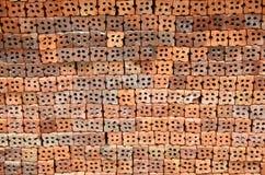 Τούβλα αργίλου Στοκ Φωτογραφίες