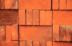 Τούβλα για την κατασκευή Στοκ εικόνα με δικαίωμα ελεύθερης χρήσης