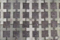 Τούβλα και λάσπη Στοκ Φωτογραφίες