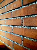 Τούβλα τοίχων Στοκ Εικόνα