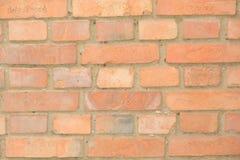 τούβλα τούβλου πολύς παλαιός τοίχος σύστασης Στοκ Εικόνα