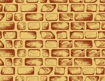 τούβλα τούβλου πολύς παλαιός τοίχος σύστασης Στοκ Φωτογραφίες
