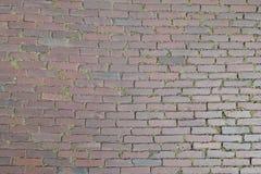 Τούβλινη οδική επίστρωση οδών που τακτοποιείται πέρα από το υπόβαθρο ψαροκόκκαλων Στοκ φωτογραφίες με δικαίωμα ελεύθερης χρήσης