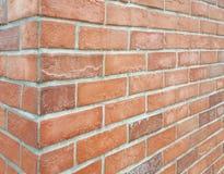 Τούβλινος τοίχος πετρών Στοκ Εικόνες