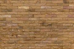 Τούβλινος τοίχος Στοκ Εικόνα