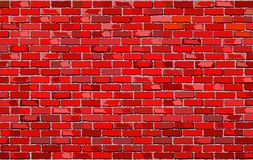 Τούβλινος τοίχος ελεύθερη απεικόνιση δικαιώματος