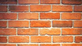 Τούβλινος τοίχος Στοκ Φωτογραφίες