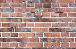 Τούβλινο υπόβαθρο σύστασης τοίχων grunge Στοκ εικόνες με δικαίωμα ελεύθερης χρήσης