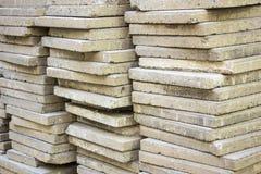Τούβλο για το μονοπάτι, τρόπος περιπάτων τούβλου, αστική σύσταση ως backgroun Στοκ Εικόνες