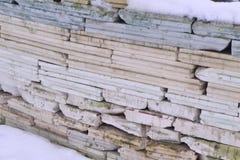 Τούβλο τεκτονικών Στοκ Φωτογραφία