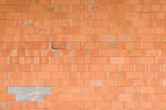 Τούβλο τοίχων Στοκ Εικόνες