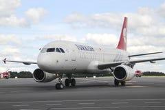 Τούρκος αερογραμμών Στοκ Εικόνες