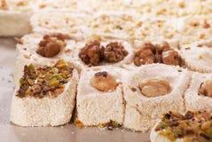 Τούρκος γλυκών απόλαυσης στοκ φωτογραφία με δικαίωμα ελεύθερης χρήσης
