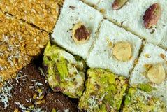 Τούρκος γλυκών απόλαυση Στοκ φωτογραφία με δικαίωμα ελεύθερης χρήσης