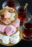 Τούρκος γλυκών μπισκότων Στοκ Εικόνα
