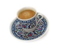 Τούρκος καφέ στοκ εικόνες με δικαίωμα ελεύθερης χρήσης