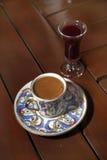 Τούρκος καφέ Στοκ Φωτογραφία