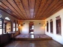 Τούρκος σκαλιών δωματίων στοκ εικόνα με δικαίωμα ελεύθερης χρήσης