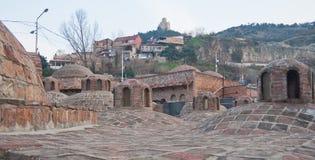 Τούρκος του Tbilisi θείου της Γεωργίας λουτρών Στοκ Εικόνα