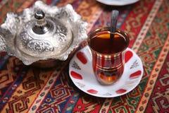 Τούρκος τσαγιού στοκ εικόνες