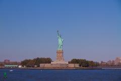 Το άγαλμα ελευθερίας στοκ εικόνα