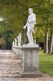 Το άγαλμα στο πάρκο Στοκ Φωτογραφία