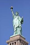 Το άγαλμα της ελευθερίας στοκ εικόνα