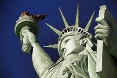 Το άγαλμα της ελευθερίας στοκ φωτογραφίες με δικαίωμα ελεύθερης χρήσης