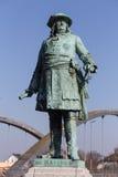 το άγαλμα του μεγάλου kurfuerst η Γερμανία Στοκ Φωτογραφία