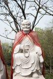 Το άγαλμα arhat Στοκ Φωτογραφία