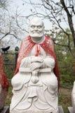 Το άγαλμα arhat Στοκ φωτογραφία με δικαίωμα ελεύθερης χρήσης