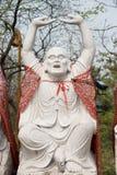 Το άγαλμα arhat Στοκ φωτογραφίες με δικαίωμα ελεύθερης χρήσης