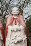 Το άγαλμα arhat Στοκ Εικόνες