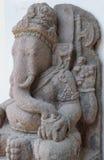Το άγαλμα Ganesha Στοκ Φωτογραφία