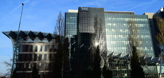 Το Άμστερνταμ World Trade Center Στοκ Φωτογραφίες