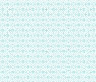 Το άνευ ραφής διαμάντι διαμορφώνει το floral σχέδιο Στοκ Εικόνες