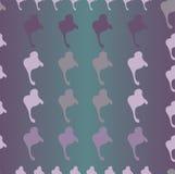 Το άνευ ραφής σχέδιο της μόδας παράδοσης σχεδιάζει το κεραμίδι αριθ. σχεδίων Στοκ εικόνες με δικαίωμα ελεύθερης χρήσης