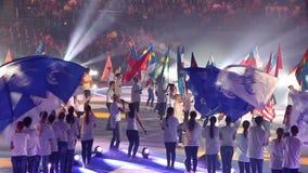 Το άνοιγμα του τοξοειδούς παγκόσμιου πρωταθλήματος φιλμ μικρού μήκους