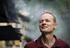 Το άτομο η φρεσκάδα Στοκ εικόνες με δικαίωμα ελεύθερης χρήσης