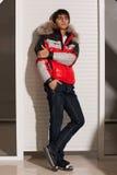 το άτομο ιματισμού εμφανίζ Στοκ φωτογραφία με δικαίωμα ελεύθερης χρήσης