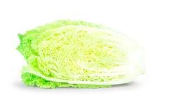 το λάχανο κινέζικα ανασκό&p Στοκ εικόνες με δικαίωμα ελεύθερης χρήσης