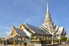 Το άδυτο Wat Sotorn Ταϊλάνδη Στοκ φωτογραφία με δικαίωμα ελεύθερης χρήσης
