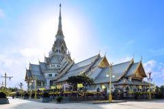 Το άδυτο Wat Sotorn Ταϊλάνδη Στοκ Φωτογραφία