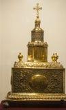 Το έκθεμα στο μουσείο του μοναστηριού savior των steuthymias, suzdal, Ρωσία Στοκ φωτογραφία με δικαίωμα ελεύθερης χρήσης
