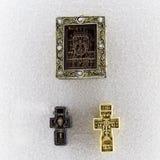 Το έκθεμα στο μουσείο του μοναστηριού savior των steuthymias, suzdal, Ρωσία Στοκ εικόνα με δικαίωμα ελεύθερης χρήσης