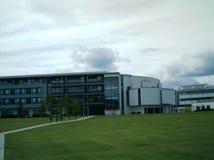 Το ίδρυμα μαθηματικών, πανεπιστήμιο Warwick, Κόβεντρυ, UK Στοκ Φωτογραφία