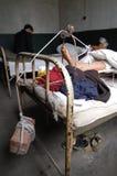 Το αγροτικό νοσοκομείο στοκ εικόνες